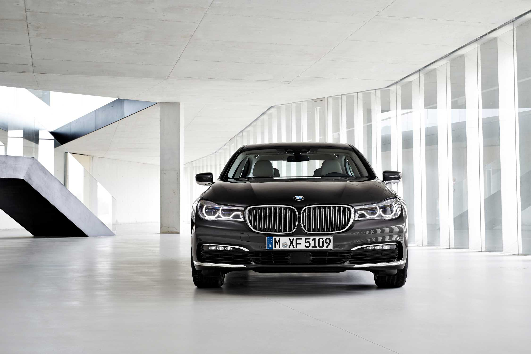 2021 BMW 7 Series Perfection New Images