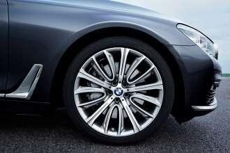 The new BMW 7 Series 750Li xDrive (06/2015).
