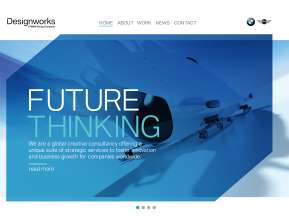 Designworks Neue Homepage (04/2015)