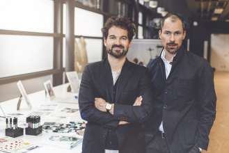 Salone del Mobile 2015, Urban Perspectives, Jaime Hayon and Anders Warming  (04/2015)