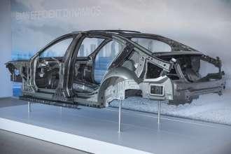 PreDrive BMW 7 Series camouflaged - BMW EfficientLightweight (04/2015).