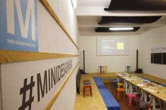 Milano, 14-19 aprile 2015. MINI al Salone del Mobile 2015. - MINI Urban Perspectives. (04/2015)