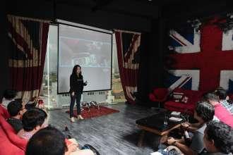 MINI Connected Media Workshop (04/2015).