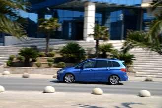 The new BMW 220i Gran Tourer. On Location. (04/2015)