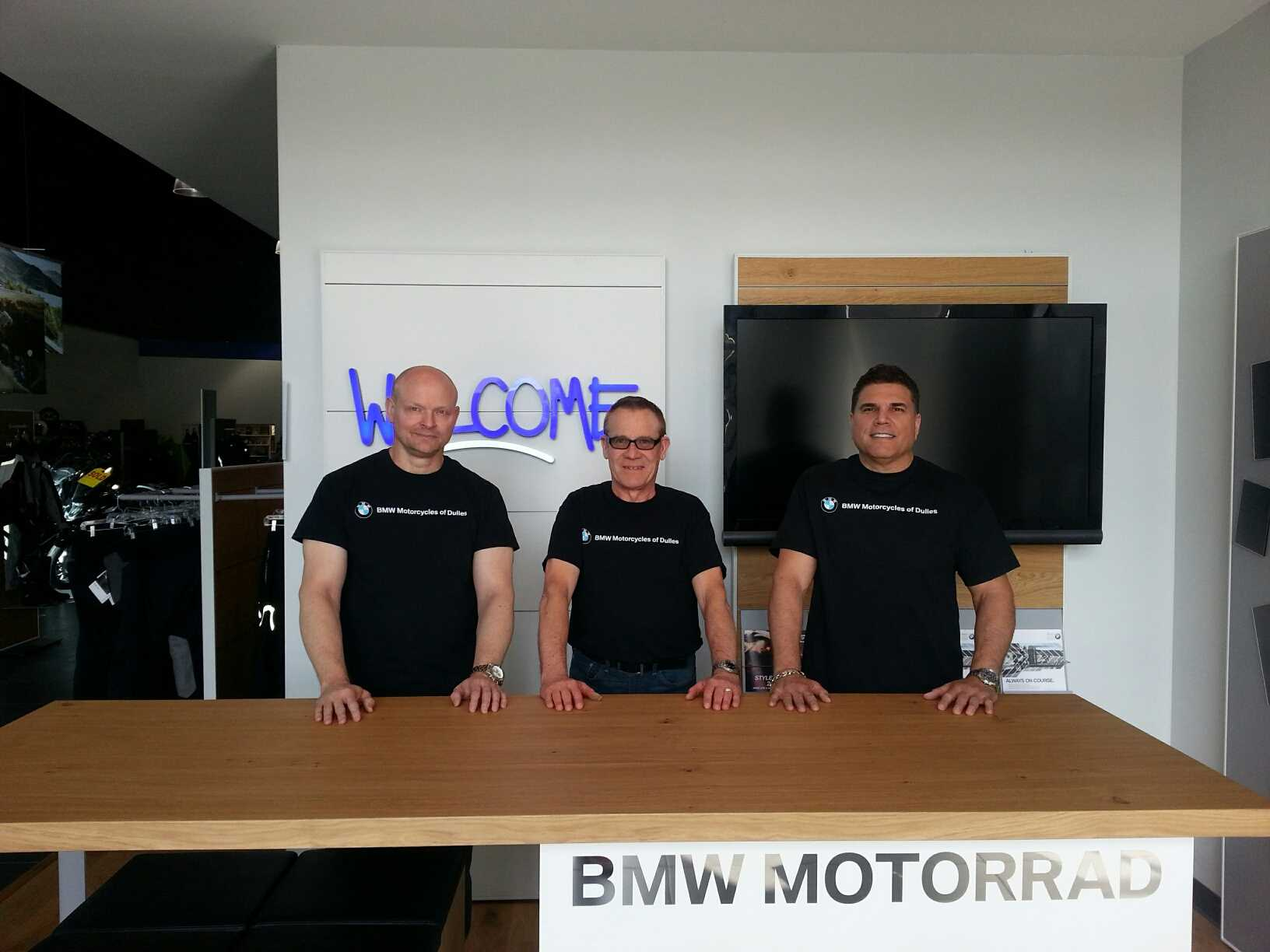 bmw dulles motorcycles