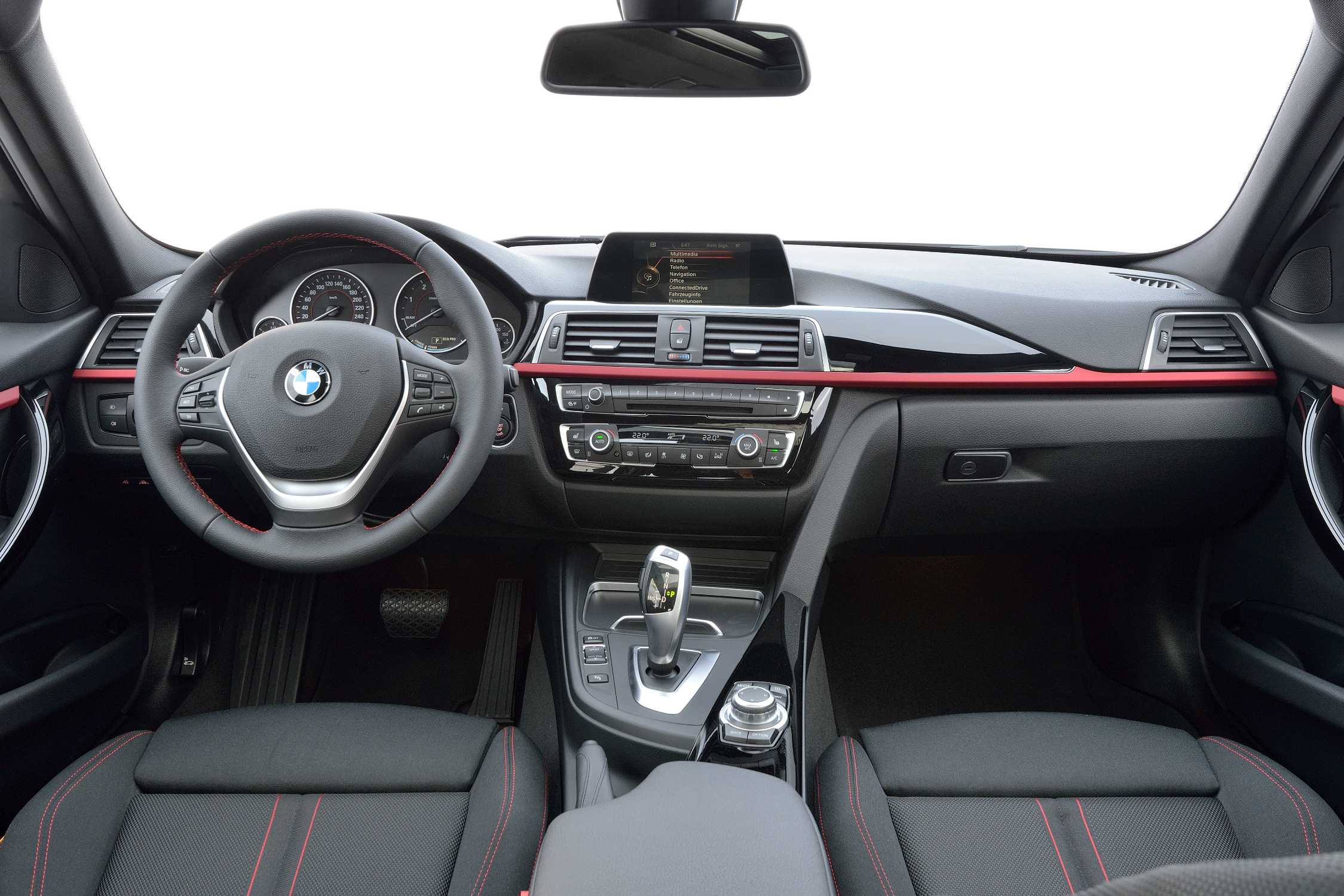 Der neue bmw 320d touring efficientdynamics edition for H e m interno