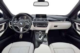 The new BMW 3 Series Sedan, Model M Sport (05/2015) BMW Individual colour Champagne Quartz metallic.