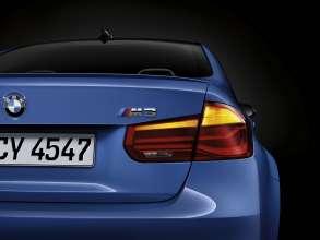 Der neue BMW M3.