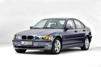 40 anniversary BMW 3 series, modelrange E46, (05/2015)