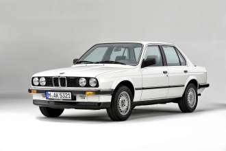 40 anniversary BMW 3 series, modelrange E30, (05/2015)