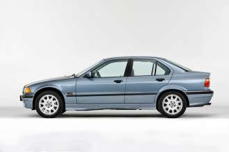 40 anniversary BMW 3 series, modelrange E36, (05/2015)