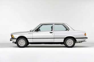 40 anniversary BMW 3 series, modelrange E21, (05/2015)