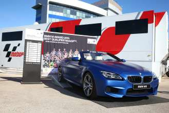 BMW M Award 2015: Presentation BMW M6 Convertible, Jerez (05/2015).
