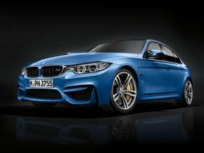 The new BMW M3.