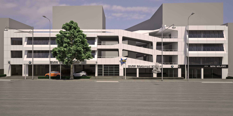 BMW Milano cresce e prossimamente aprirà la nuova sede di ...