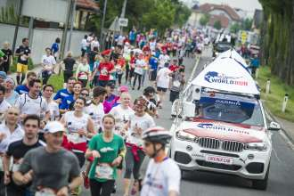Wings for Life World Run 2015, Austria (05/2015)