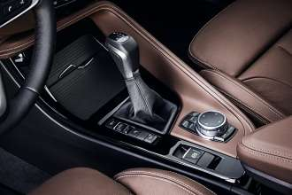 The new BMW X1. 