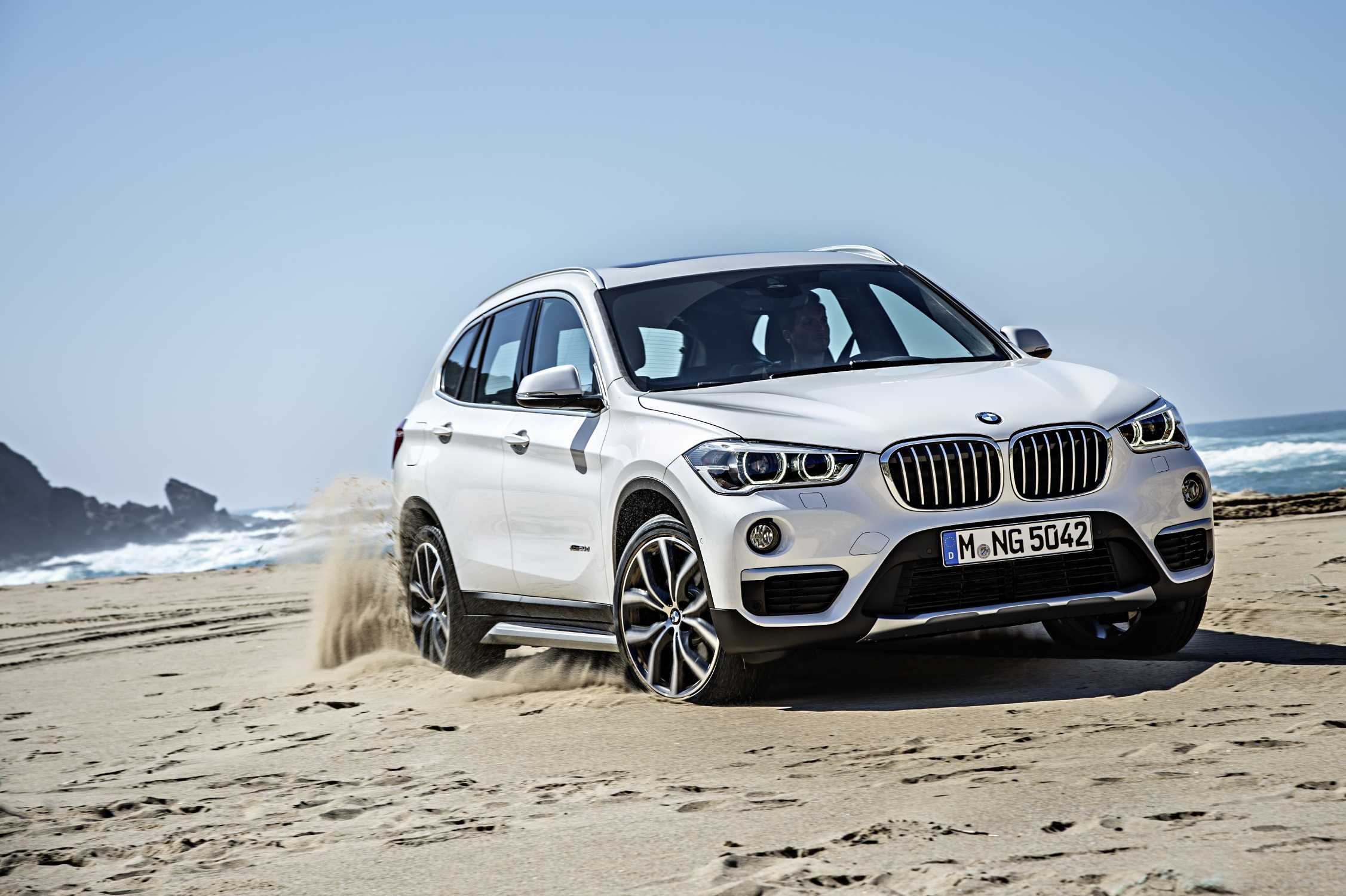 The New BMW X Urban Allrounder Delivers Boundless Driving Pleasure - 2015 new bmw