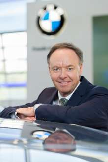Dr. Ian Robertson (HonDSc), Member of the Board of Management of BMW AG, Sales and Marketing BMW, Sales Channels BMW Group (05/2015).