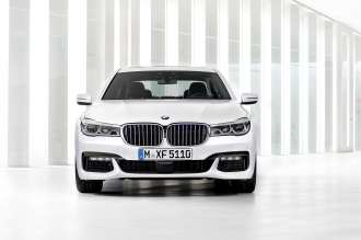 The new BMW 7 Series 750Li xDrive with M Sport Package (06/2015).