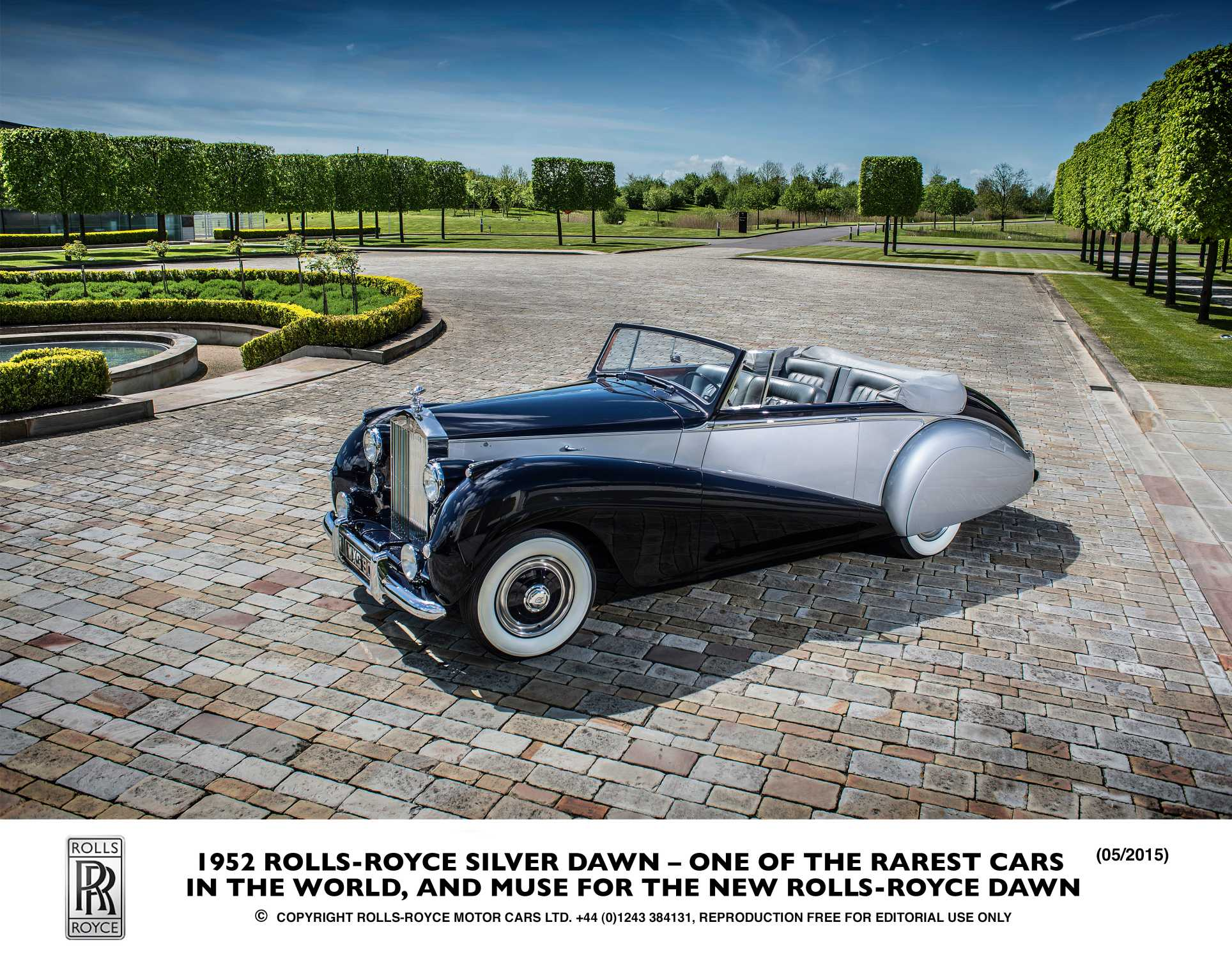 1952 ROLLS-ROYCE SILVER DAWN - ONE OF THE RAREST CARS IN THE WORLD ...
