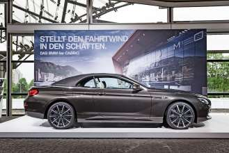 95th Annual General Meeting of BMW AG at Olympiahalle Munich on 13 May 2015 (05/2015).