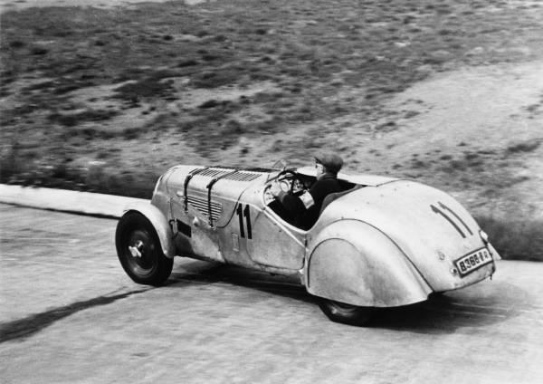 Petre Cristea, Eifelrennen 1939