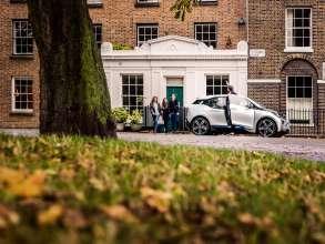 BMW i3 at DriveNow London (05/2015)