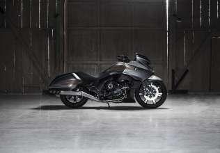 BMW Motorrad Concept 101 (05/2015)