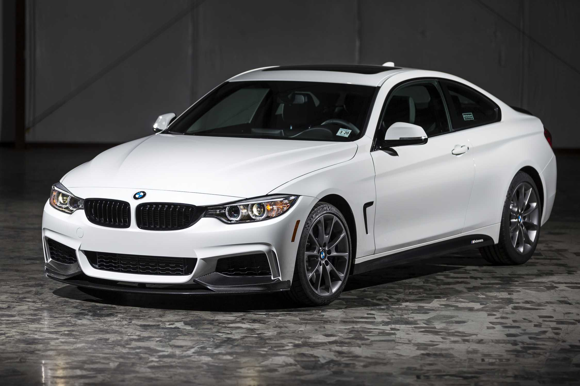 Bmw Unveils The Special Edition 435i Zhp Coupe A Factory Built Performance Vehicle That Truly Defines Ultimate Driving Machine