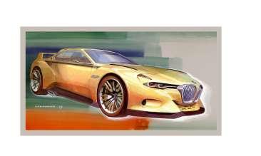 BMW 3.0 CSL Hommage (05/2015)
