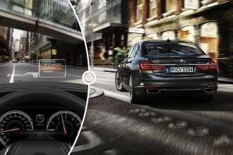 The new BMW 7 Series - Interior (06/2015).