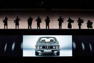 Presentation of the new BMW 7 Series, Munich, BMW Welt, 10 June 2015 (06/2015).