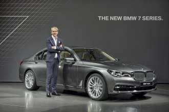 Adrian van Hooydonk - Senior Vice President BMW Group Design;