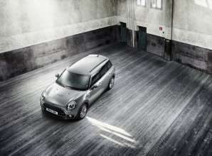 The new MINI Clubman. Moonwalk Grey metallic. (06/2015)