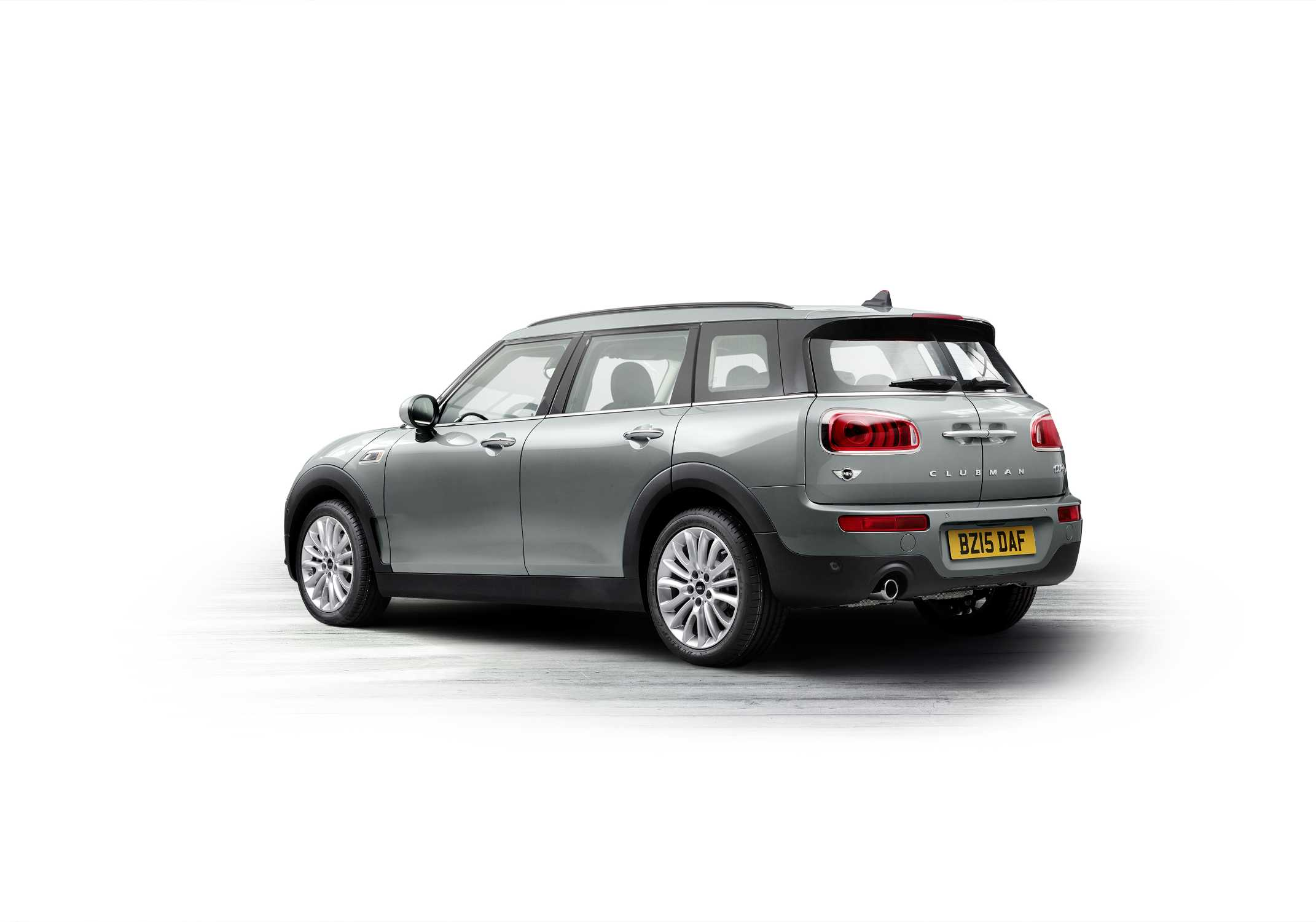 the new mini clubman moonwalk grey metallic 06 2015. Black Bedroom Furniture Sets. Home Design Ideas