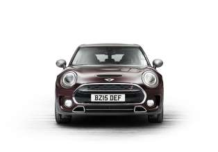 The new MINI Clubman. Pure Burgundy metallic. (06/2015)