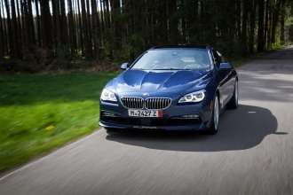 2016 BMW ALPINA B6 xDrive Gran Coupe.