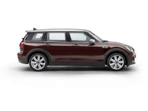 MINI Cooper S Clubman. Pure Burgundy metallic. (06/2015)