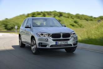 The new BMW X5 with eDrive (06/2015)