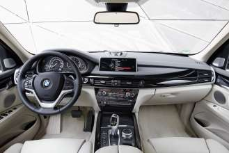 The new BMW X5 with eDrive (06/2015).