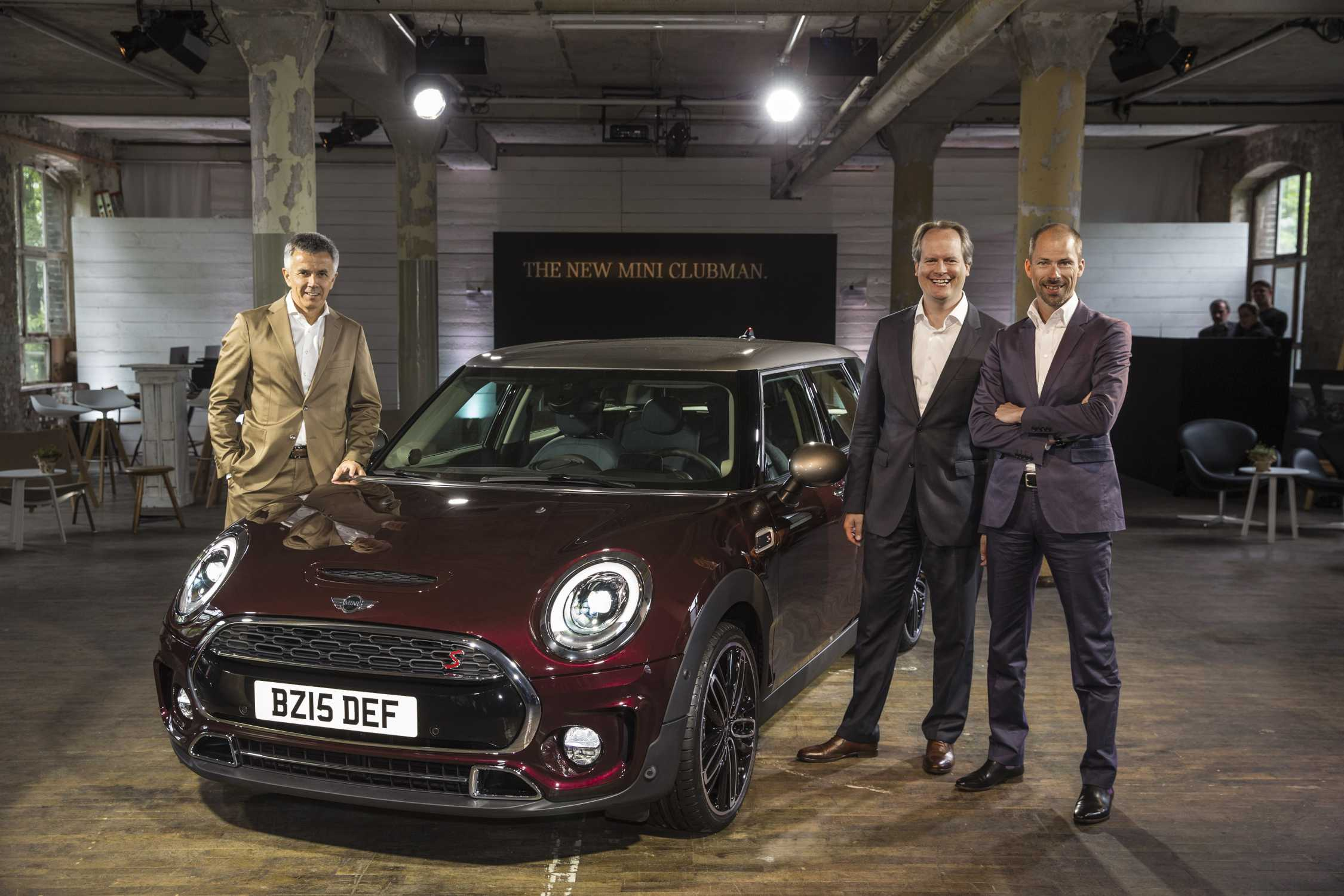 The Future Belongs To Mini Bmw Group Realigns Mini Product And