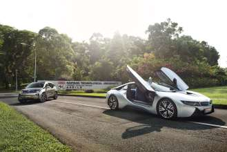BMW Group and NTU electromobility research (06/2015)