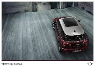 Launch Campaign for the new MINI Clubman (06/2015).