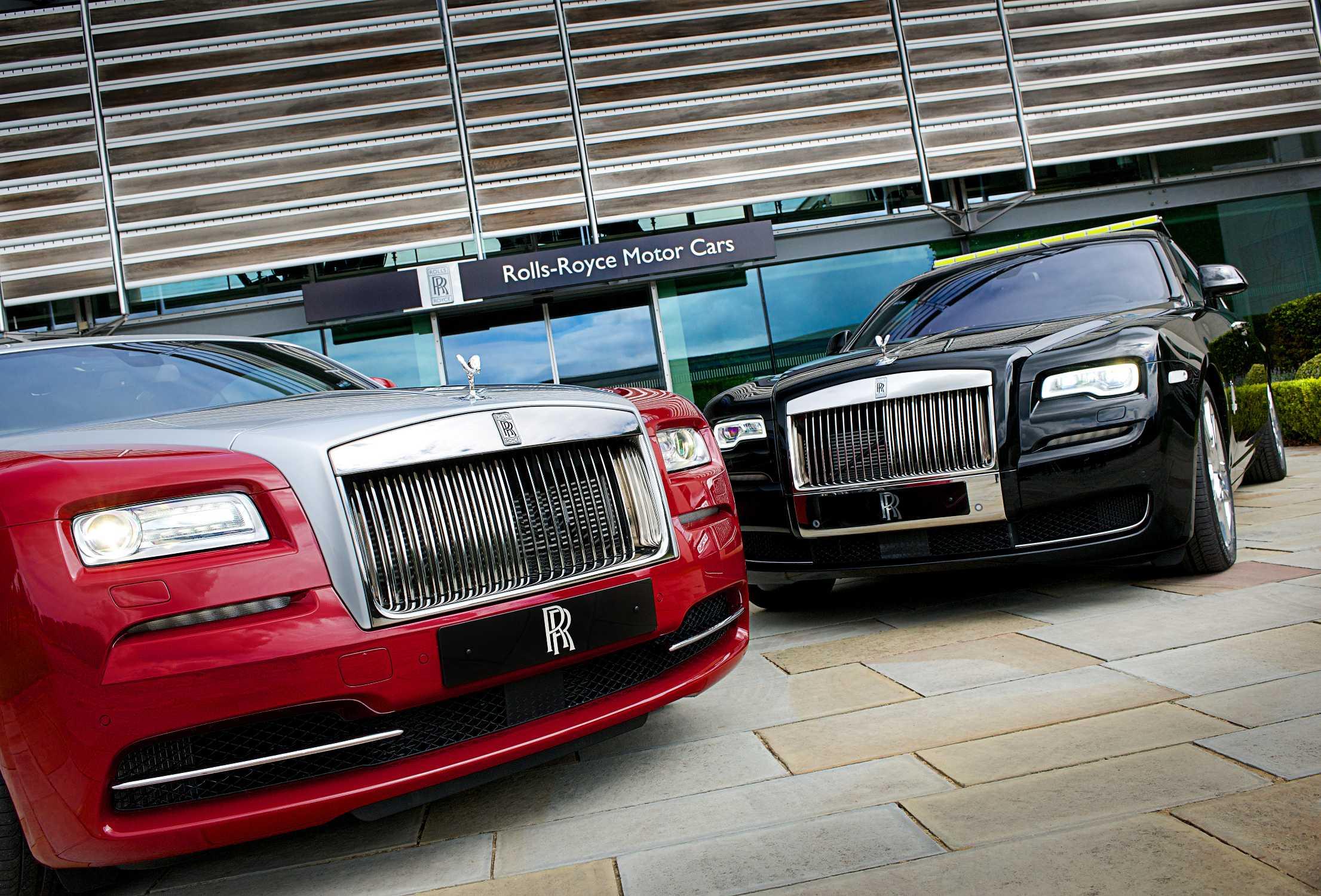 Rolls royce celebrates 2015 goodwood festival of speed for Rolls royce motor cars