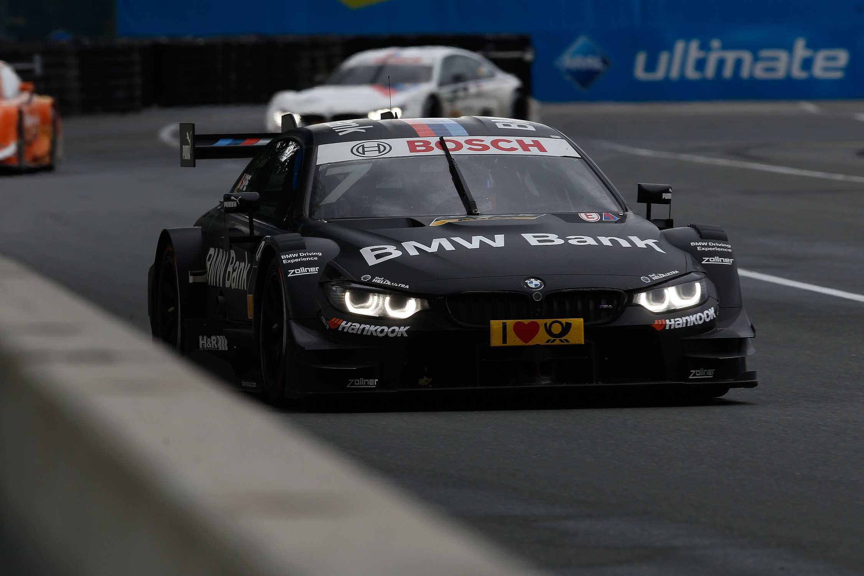 Norisring (DE) 27th June 2015. BMW Motorsport, Bruno