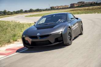 BMW Group, Innovation Days Efficient Dynamics 2015: Hydrogen Fuel Cell eDrive Technology. (07/2015)