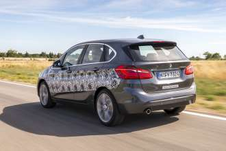 BMW Group, Innovation Days Efficient Dynamics 2015: BMW 2 Series Active Tourer Plug-in Hybrid Prototype (eDrive). (07/2015)