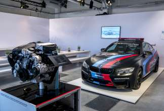 BMW Group, Innovation Days Efficient Dynamics 2015: Direct Water Injection Technology. (07/2015)