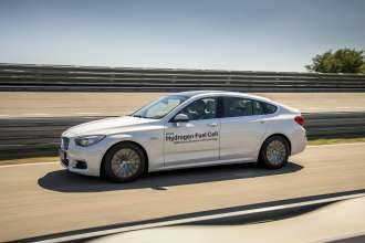 BMW Group, Innovation Days Efficient Dynamics 2015: Hydrogen Fuel Cell eDrive Technology. (07/2015)